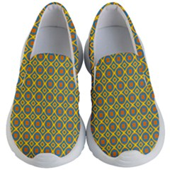 Ryan Willmer Kids Lightweight Slip Ons by deformigo