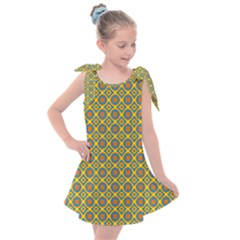 Ryan Willmer Kids  Tie Up Tunic Dress by deformigo