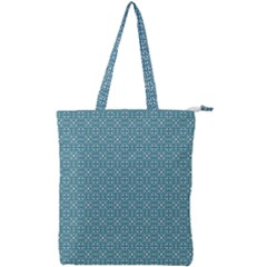Df Tadeo Di Palma Double Zip Up Tote Bag by deformigo