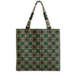 Soul Reflection Grocery Tote Bag by deformigo
