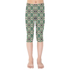 Soul Reflection Kids  Capri Leggings  by deformigo