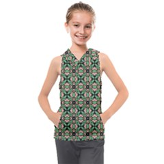Soul Reflection Kids  Sleeveless Hoodie by deformigo
