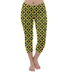 Df Sanhita Manjul Capri Winter Leggings  by deformigo