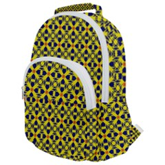 Df Sanhita Manjul Rounded Multi Pocket Backpack by deformigo