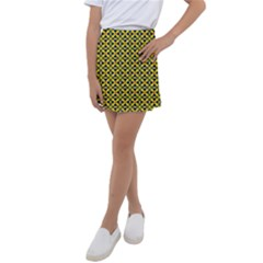 Df Sanhita Manjul Kids  Tennis Skirt by deformigo