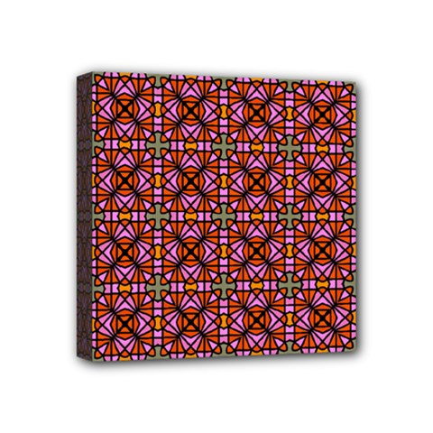 Df Deepilesh Mini Canvas 4  X 4  (stretched) by deformigo