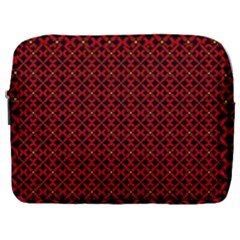 Df Pointsettia Make Up Pouch (large) by deformigo
