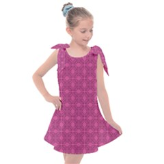 Df Calliandra Kids  Tie Up Tunic Dress by deformigo