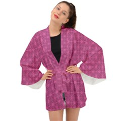 Df Calliandra Long Sleeve Kimono by deformigo
