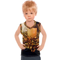 Christmas Tree  1 1 Kids  Sport Tank Top