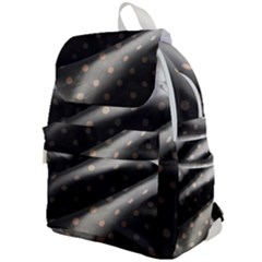 Polka Dots 1 1 Top Flap Backpack by bestdesignintheworld