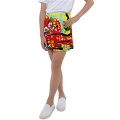 Hot 1 1 Kids  Tennis Skirt by bestdesignintheworld