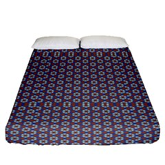 Grappa Fitted Sheet (queen Size) by deformigo