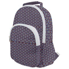 Grappa Rounded Multi Pocket Backpack by deformigo