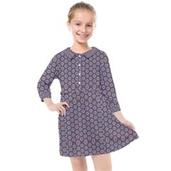 Grappa Kids  Quarter Sleeve Shirt Dress by deformigo