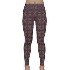 Malfa Classic Yoga Leggings by deformigo