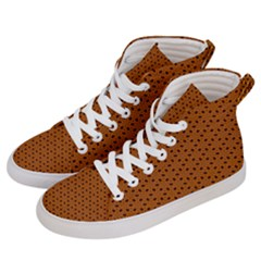 Saravena Women s Hi-top Skate Sneakers by deformigo