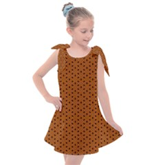 Saravena Kids  Tie Up Tunic Dress by deformigo