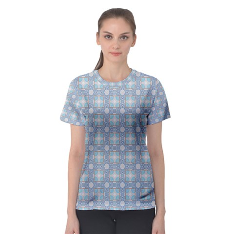 Chiccoli Women s Sport Mesh Tee by deformigo