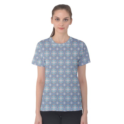 Chiccoli Women s Cotton Tee by deformigo