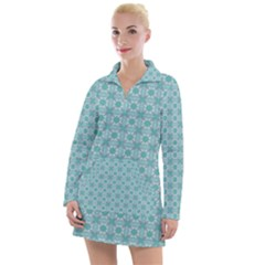 Minto Women s Long Sleeve Casual Dress by deformigo