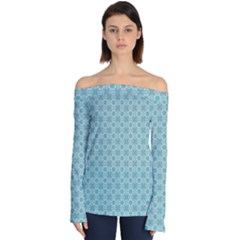Minto Off Shoulder Long Sleeve Top by deformigo