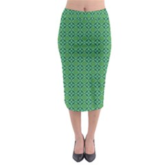 Esmeralda Midi Pencil Skirt by deformigo