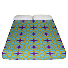 Traggina Fitted Sheet (king Size) by deformigo