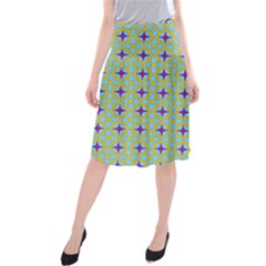 Traggina Midi Beach Skirt by deformigo