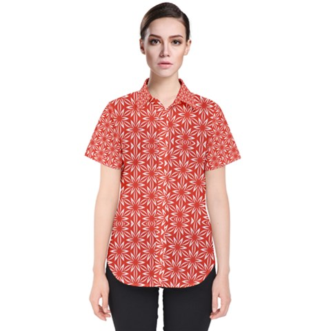 Saliceto Women s Short Sleeve Shirt by deformigo