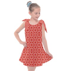 Saliceto Kids  Tie Up Tunic Dress by deformigo