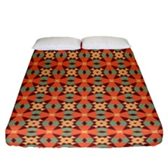 Ursanni Fitted Sheet (queen Size) by deformigo