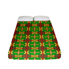 Yasawa Fitted Sheet (full/ Double Size) by deformigo