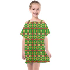 Yasawa Kids  One Piece Chiffon Dress by deformigo