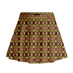 Pitaka Mini Flare Skirt by deformigo