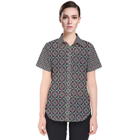 Marigo Women s Short Sleeve Shirt by deformigo