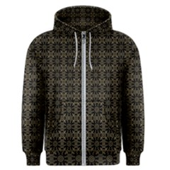 Sikanni Men s Zipper Hoodie by deformigo