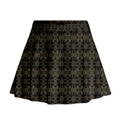 Sikanni Mini Flare Skirt by deformigo