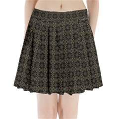 Sikanni Pleated Mini Skirt by deformigo