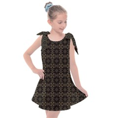 Sikanni Kids  Tie Up Tunic Dress by deformigo
