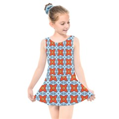 Vico Kids  Skater Dress Swimsuit by deformigo