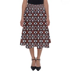 Castara Perfect Length Midi Skirt by deformigo
