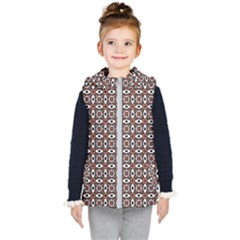 Castara Kids  Hooded Puffer Vest by deformigo