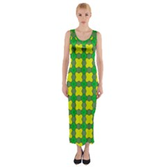 Zembria Fitted Maxi Dress by deformigo
