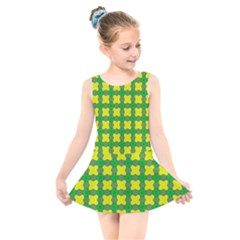 Zembria Kids  Skater Dress Swimsuit by deformigo