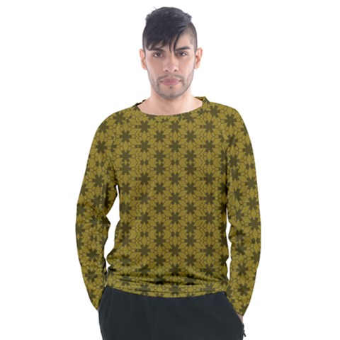 Teressa Men s Long Sleeve Raglan Tee by deformigo