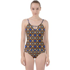 Mirano Cut Out Top Tankini Set by deformigo