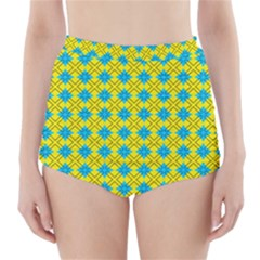Taroa High Waisted Bikini Bottoms by deformigo