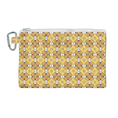 Terrivola Canvas Cosmetic Bag (large) by deformigo