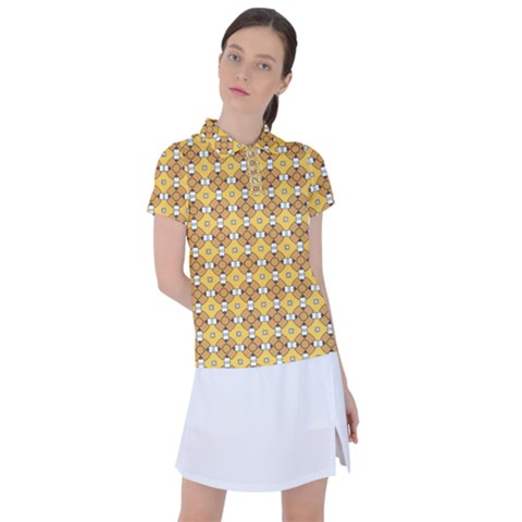 Terrivola Women s Polo Tee by deformigo